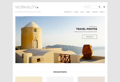 Website Layout - Compact