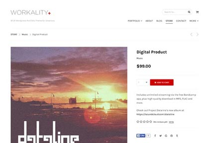 Shop - Digital Product