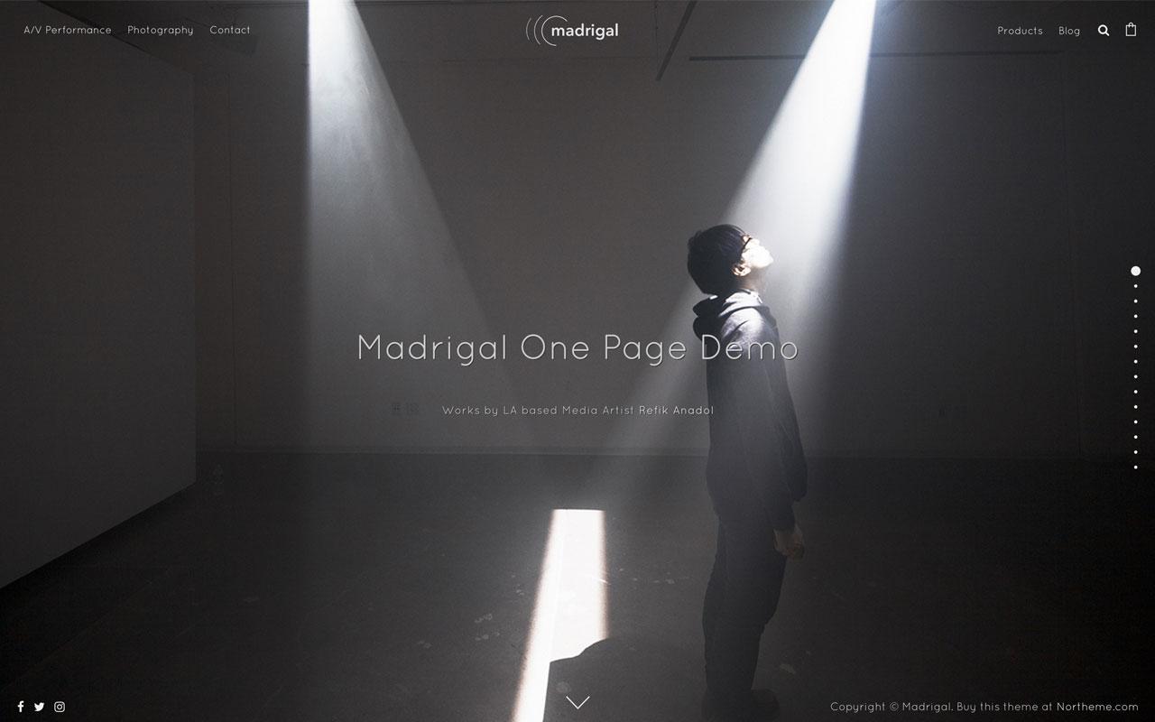 Madrigal