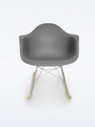 Grey Rocker Chair
