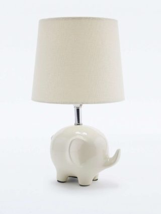 Elephant Lamp UK Plug