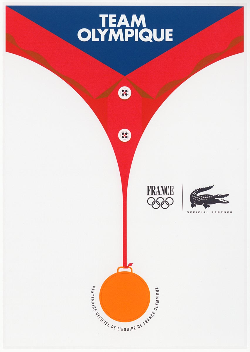 Olympic Brand Posters