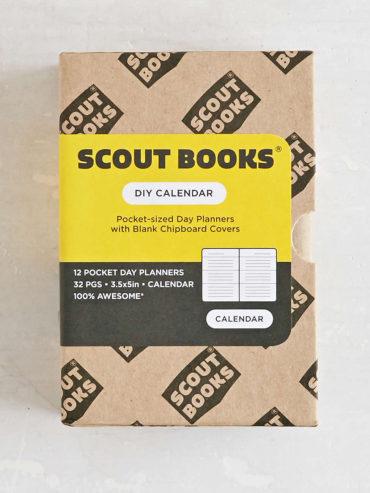 DIY Pocket Calendar